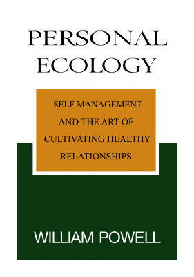 Personal Ecology eBook