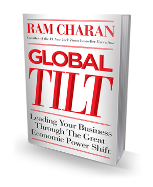 Leading Through Global Tilt: My Interview with Ram Charan